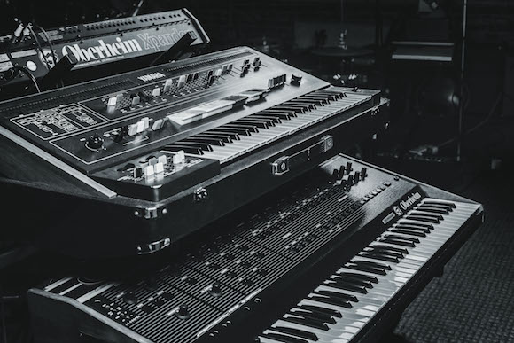 Ryan Freeland Studio rack