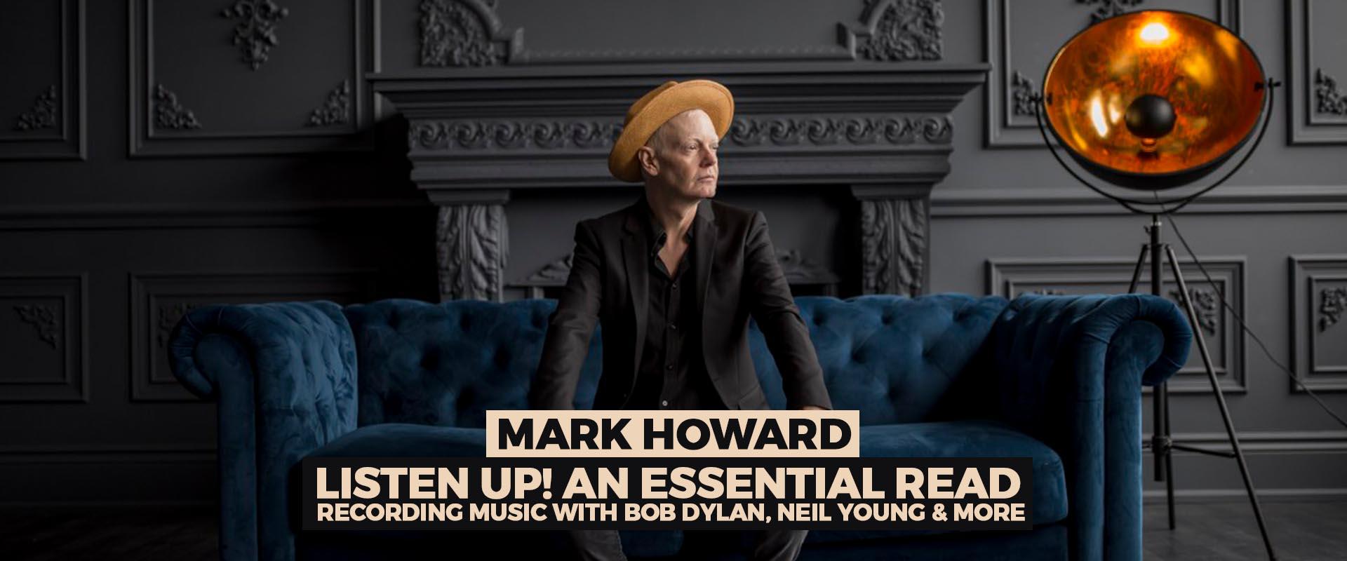 Mark Howard - Listen Up