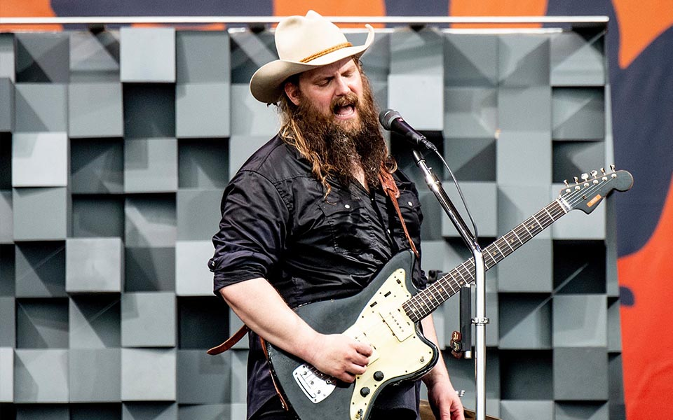 Chris Stapleton Toy Story