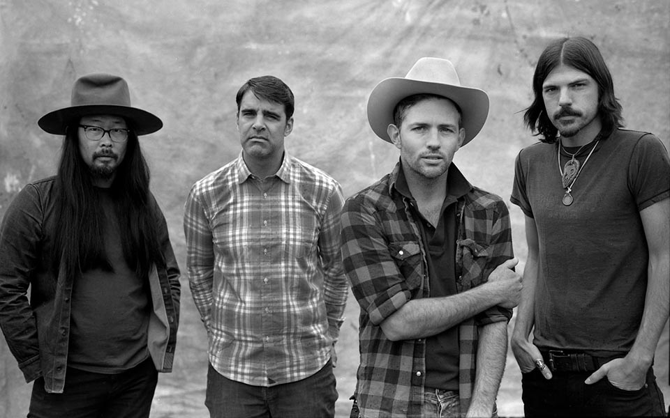 The Avett Brothers High Steppin