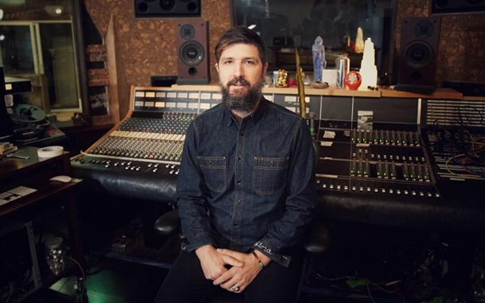 Tucker Martine - Studio