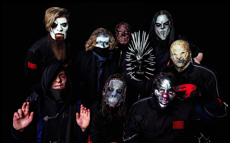 Slipknot - Produced by Greg Fidelman