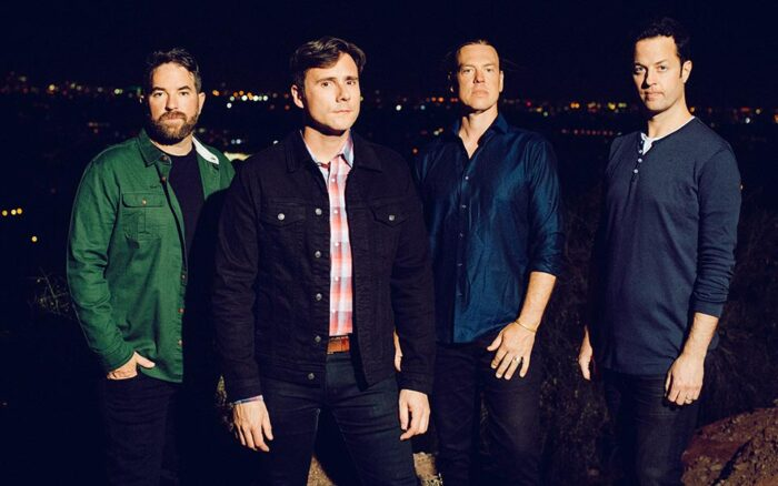 "Jimmy Eat World ""All The Way (Stay)"""