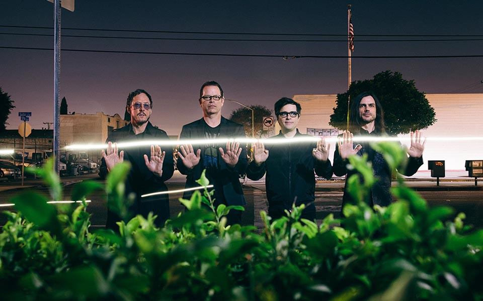 """Weezer """"The End of the Game"""""""
