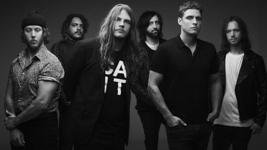 """Glorious Sons """"A War On Everything"""""""