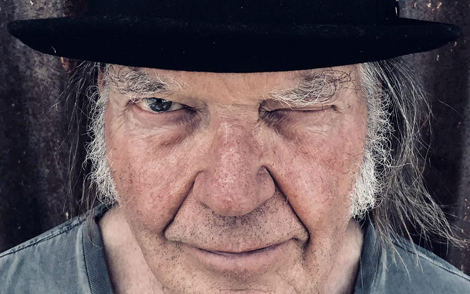 "Neil Young Crazy Horse ""Colorado"""