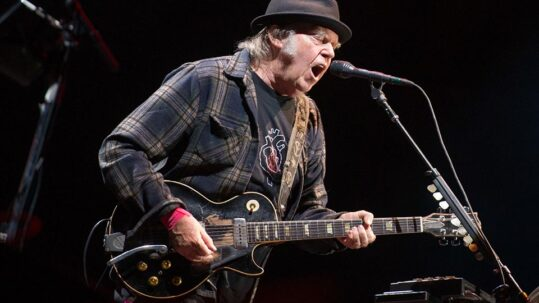 "Neil Young and Crazy Horse ""Mountaintop"""