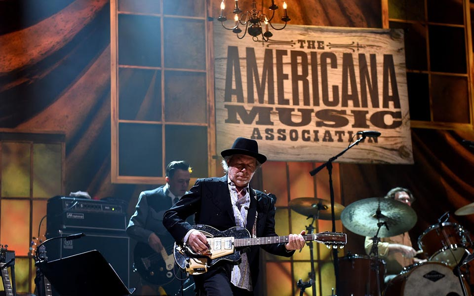 Americana Music Awards Ethan Johns