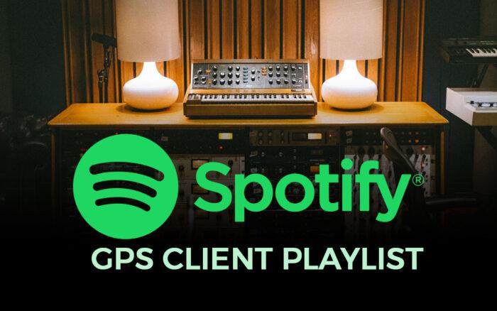GPS Spotify Playlist