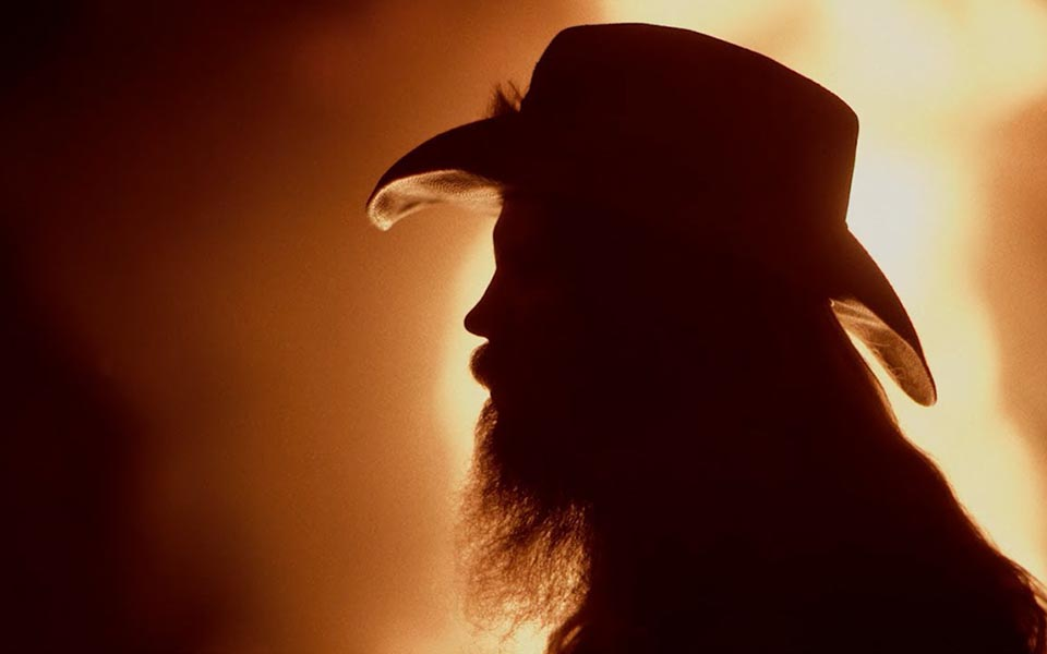 "Chris Stapleton ""Starting Over"""