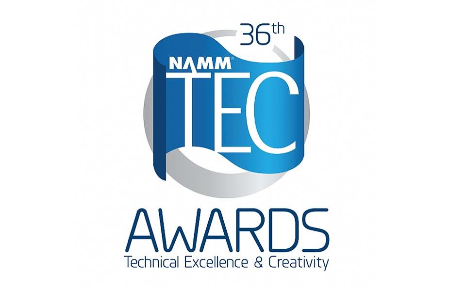 36th NAMM TEC Awards