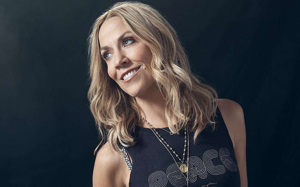 """Sheryl Crow """"Woman In The White House"""""""