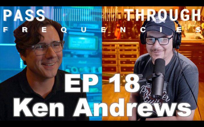 Ken Andrews on Jim Adkins (Jimmy Eatworld) Podcast