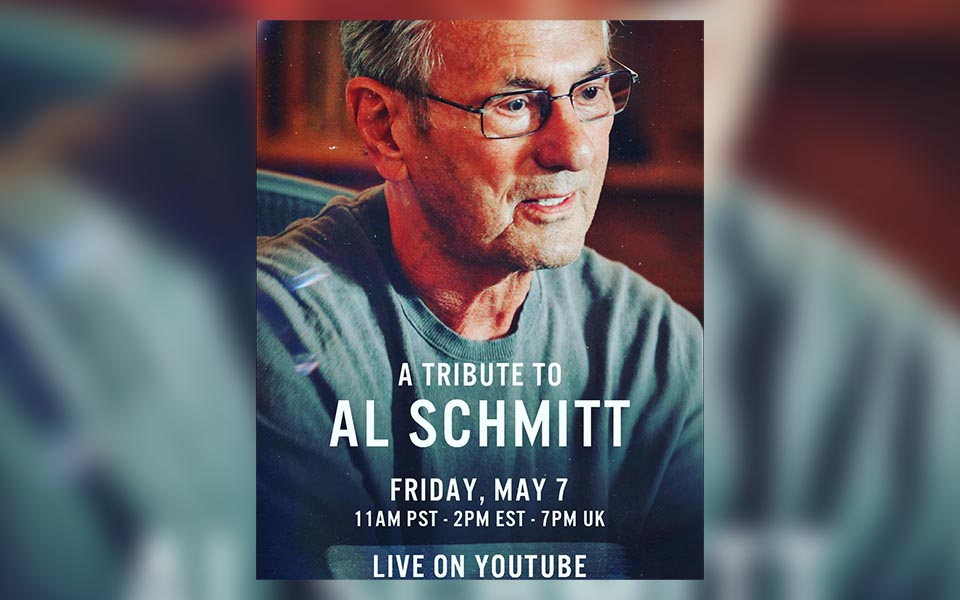 A Tribute to Al Schmitt
