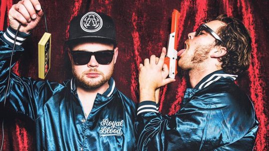 "Royal Blood ""Typhoons"" Mixd by Matty Green"