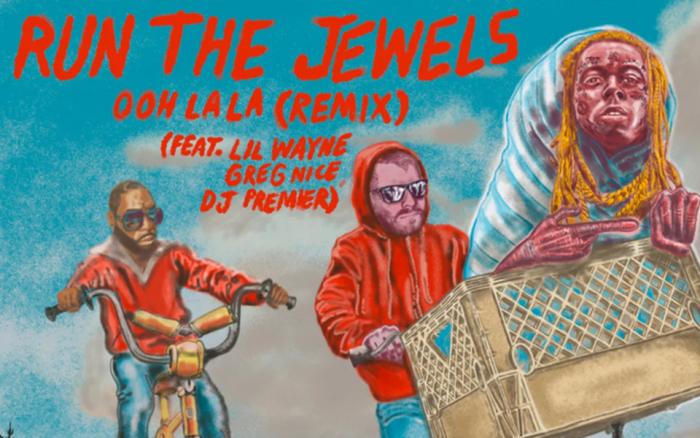 Run The Jewels feat. Lil Wayne